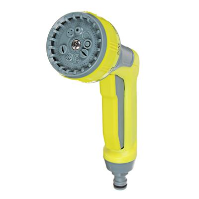 INBLOOM BY Пистолет садовый для полива, 9 режимов, регулятор давления, ABS+TPR - фото товара