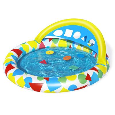 BESTWAY Бассейн детский Splash & Learn, 120x117x46см, 52378 - фото товара