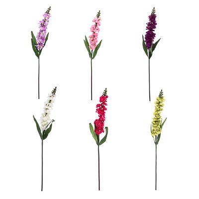 LADECOR Ветка декоративная, 70см, пластик, полиэстер, 6 цветов - фото товара