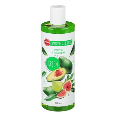 Шампунь Borger Cosmetics Green 400мл - фото товара