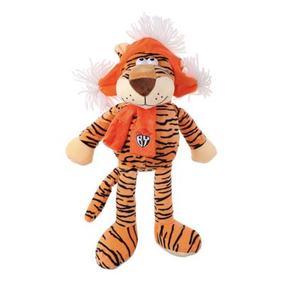 BY Игрушка мягкая Модный тигр, полиэстер, 35-40см, 2 дизайна - фото товара