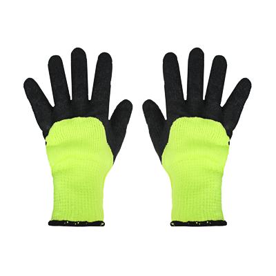 INBLOOM Перчатки акриловые с латексным полуобливом, -30°C, размер 10 (26х11см), 82 г - фото товара
