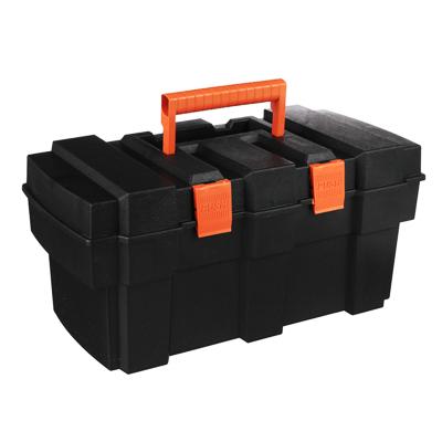 ЕРМАК Ящик для инструмента пластиковый с лотком 13 , 34х18х16см - фото товара