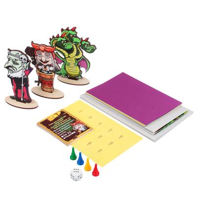 BY Настольная игра-ходилка Квест  Загадочная история в Тридевятом царстве , картон, 18,5х12х8см - фото товара