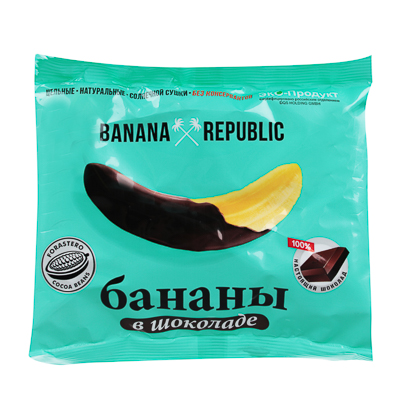 Банан в шоколаде 90г - фото товара