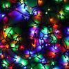 СНОУ БУМ Гирлянда электрическая вьюн 14м, 180 LED,мультицвет, 8 реж, темный провод, 220В