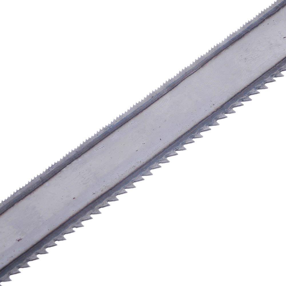 Полотно ножовочное двухстороннее универсальное 300х23мм