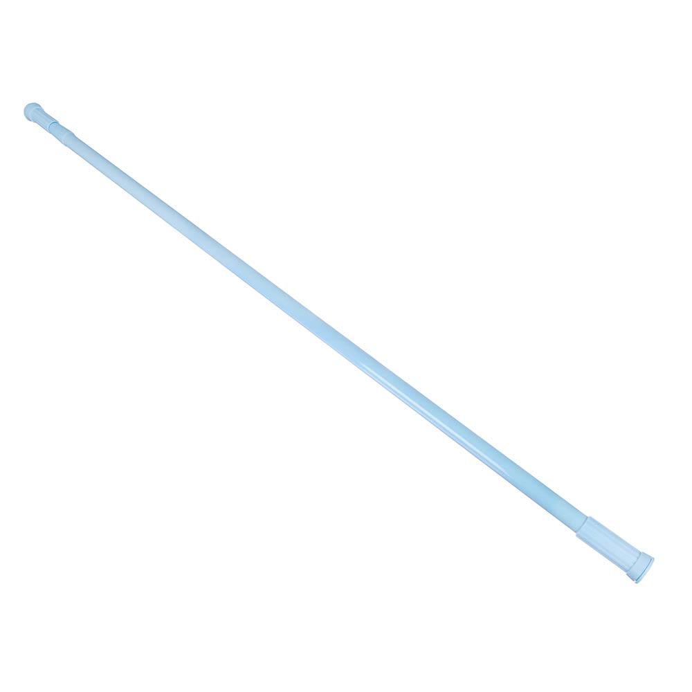 Карниз для ванной 2м, голубой, VETTA