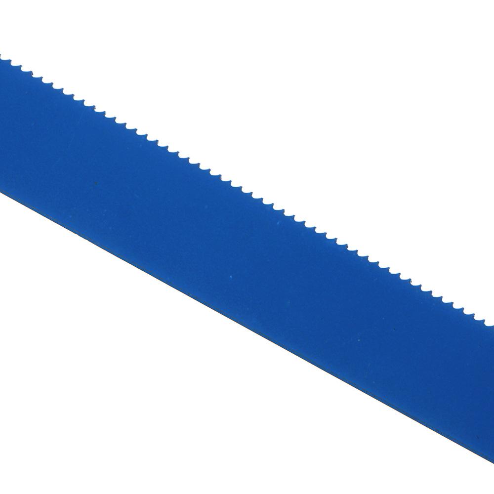 Ножовка по металлу, оранж. ручка (набор 2 пр: держатель 420х140мм, полотно 310х7мм)