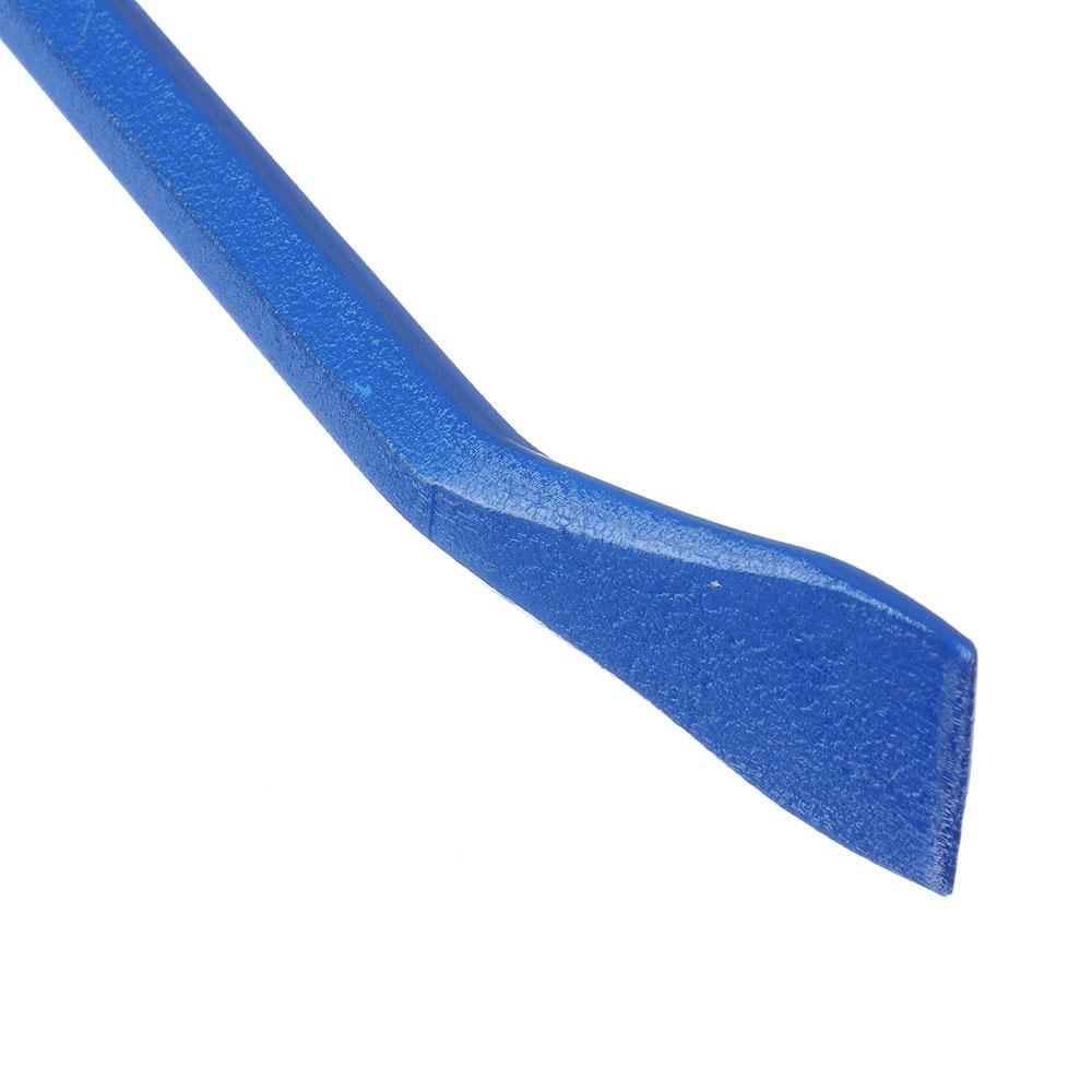 Гвоздодер с сине-красной ручкой, 30см