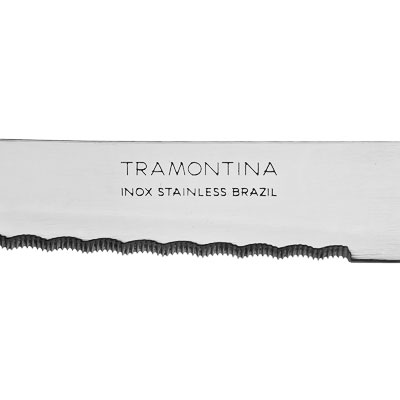 Кухонный нож с зубцами 12,7 см Tramontina Multicolor, 23529/215