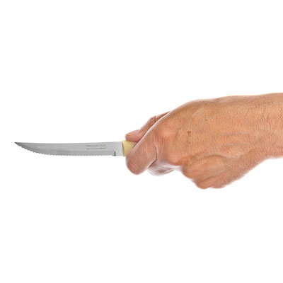 Нож для мяса 12,7 см Tramontina Multicolor, 23500/215