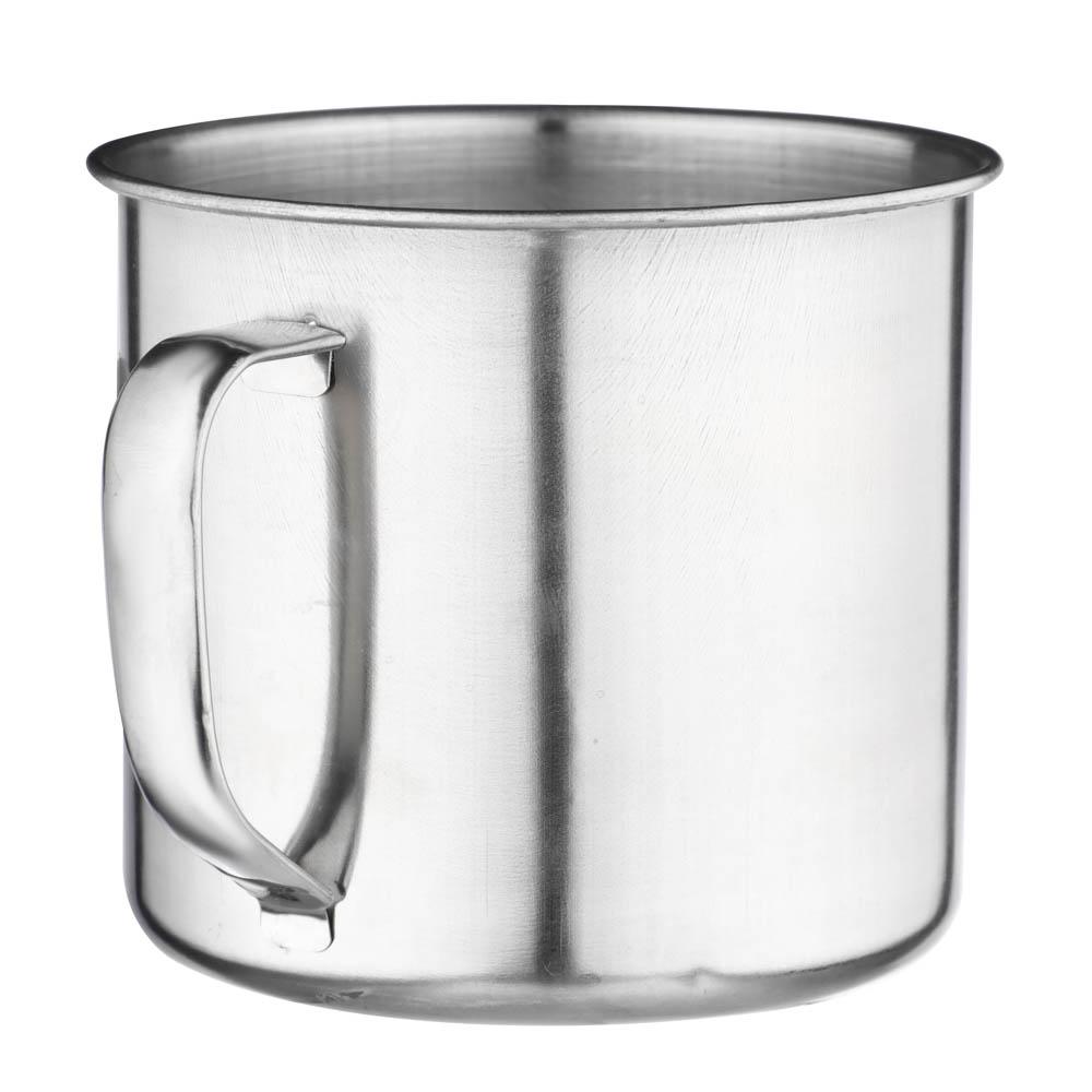 Кружка VETTA 600 мл, h10см, сталь