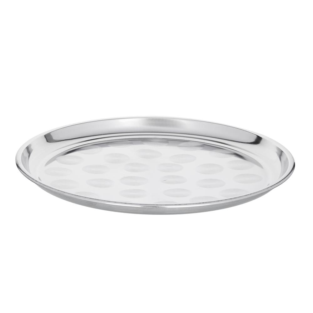 Поднос круглый VETTA 30см, сталь