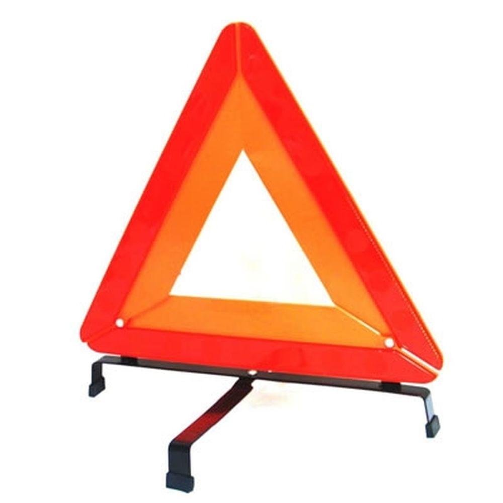 Знак аварийной остановки, металл (пласт. бокс) (104)