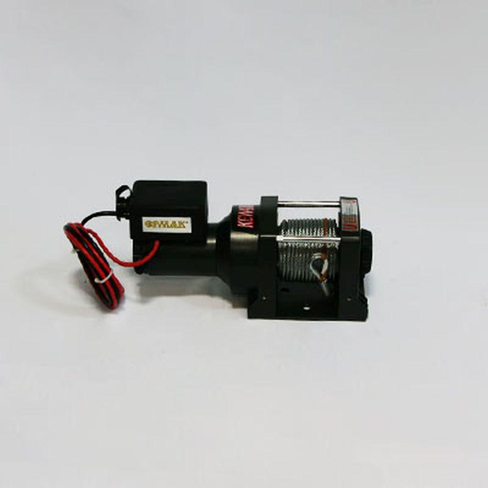 ЕРМАК Лебедка электрическая KEW4000, 1812 кг 12v