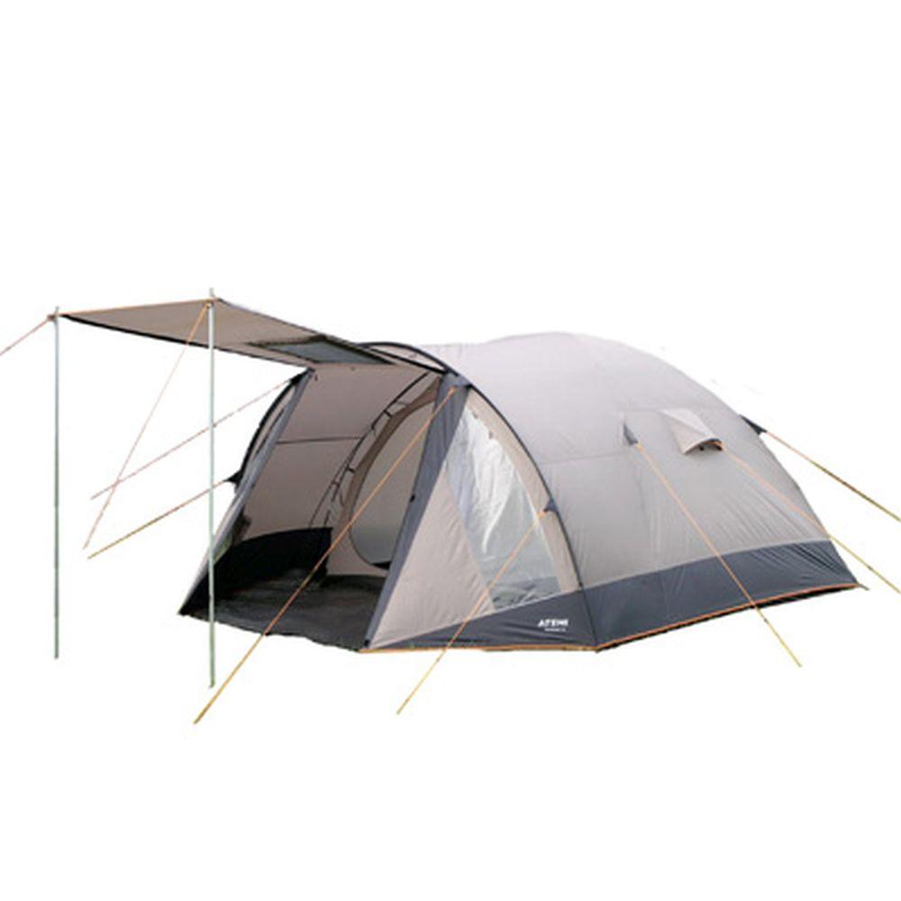 """Палатка ATEMI """"BAXAN 5"""" (220+210)*300*190см"""