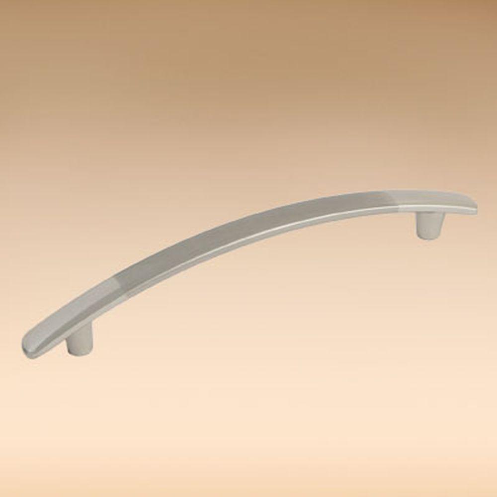 Ручка мебельная 2137-96 мат. хром/хром