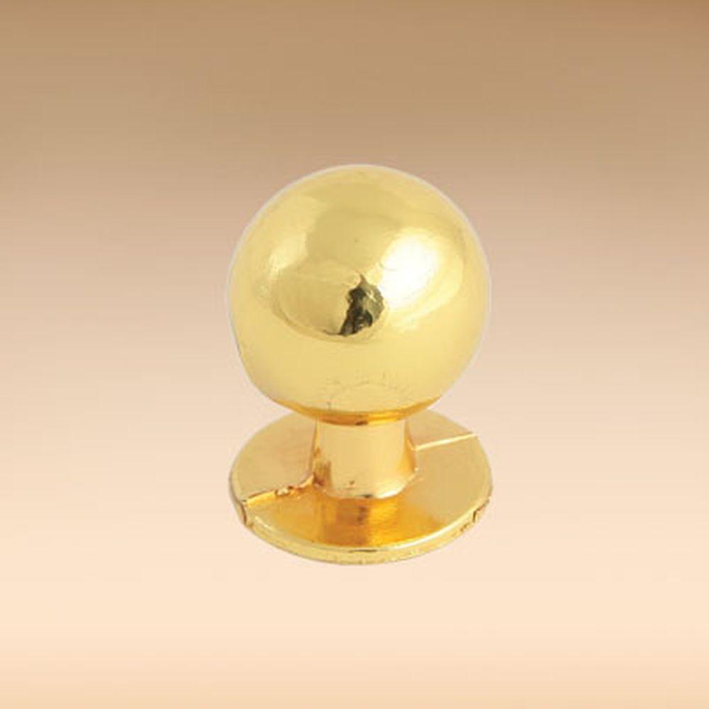 Ручка-кнопка 3024 золото