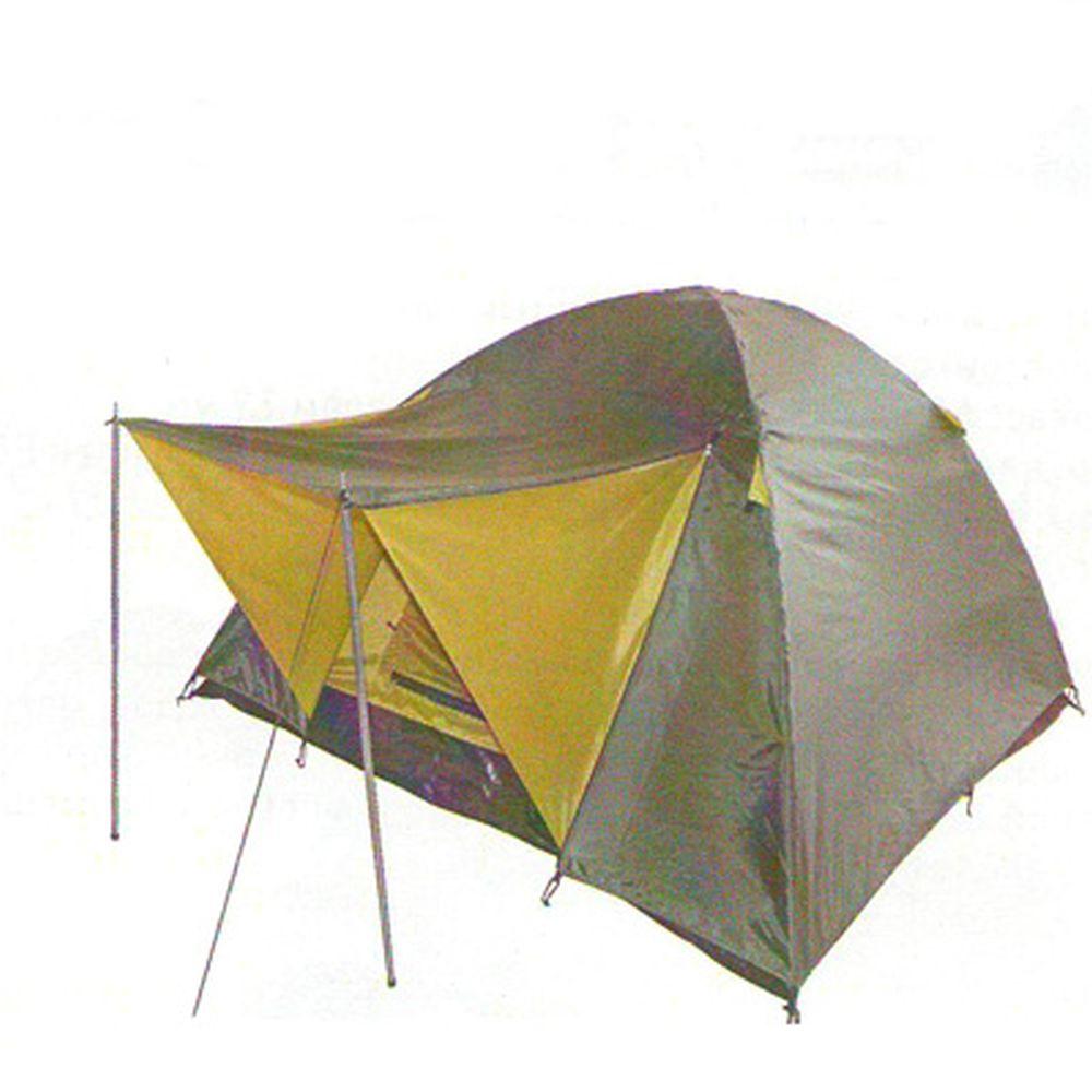 Палатка NOVUS Nevada 3-местн. 210*210*130 см