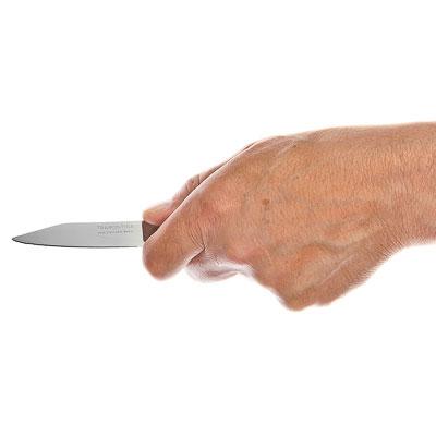 Кухонный нож с зубцами 8см, Tramontina Tradicional, 22270/203
