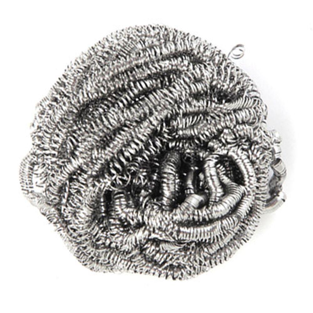 Губка металлическая в пакете, 15 гр, VETTA