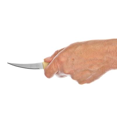 Нож для томатов 8 см Tramontina Multicolor, 23512/213