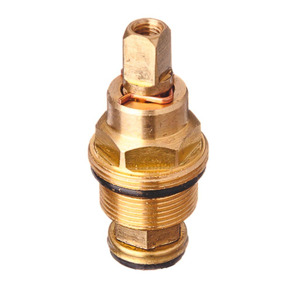 Кран-букса 18х1 резина под крест (Рос) 036-1, цена за 1 шт