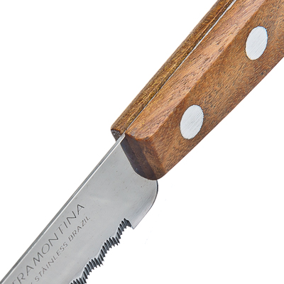 Кухонный нож с зубцами 12.7см, Tramontina Tradicional, 22271/205