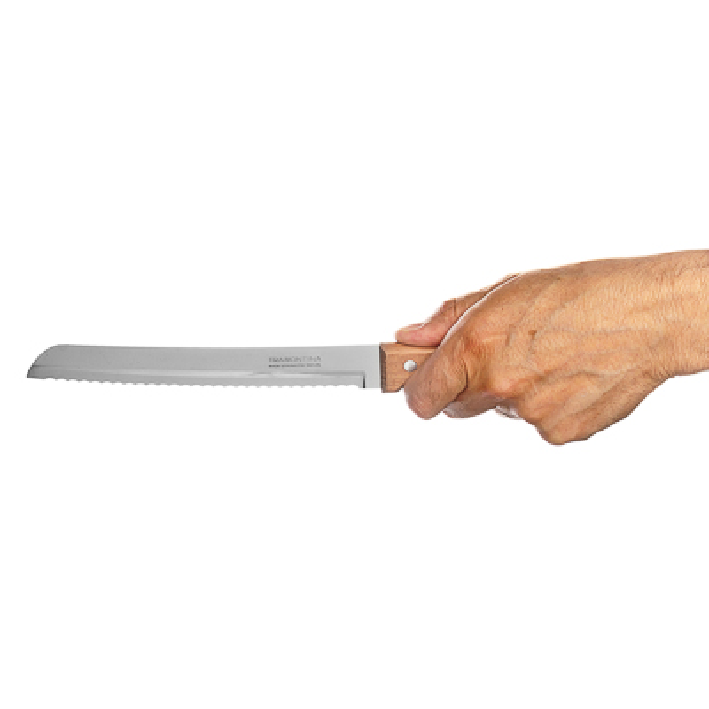 Нож для хлеба 20 см Tramontina Dynamic, 22317/008