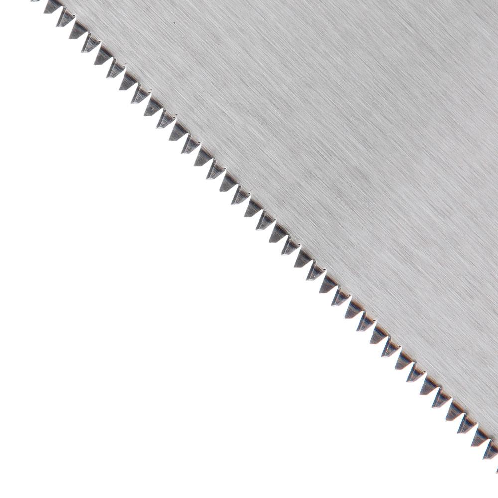 ЕРМАК Ножовка по дереву, трехстор.заточка, 500мм, закаленный зуб