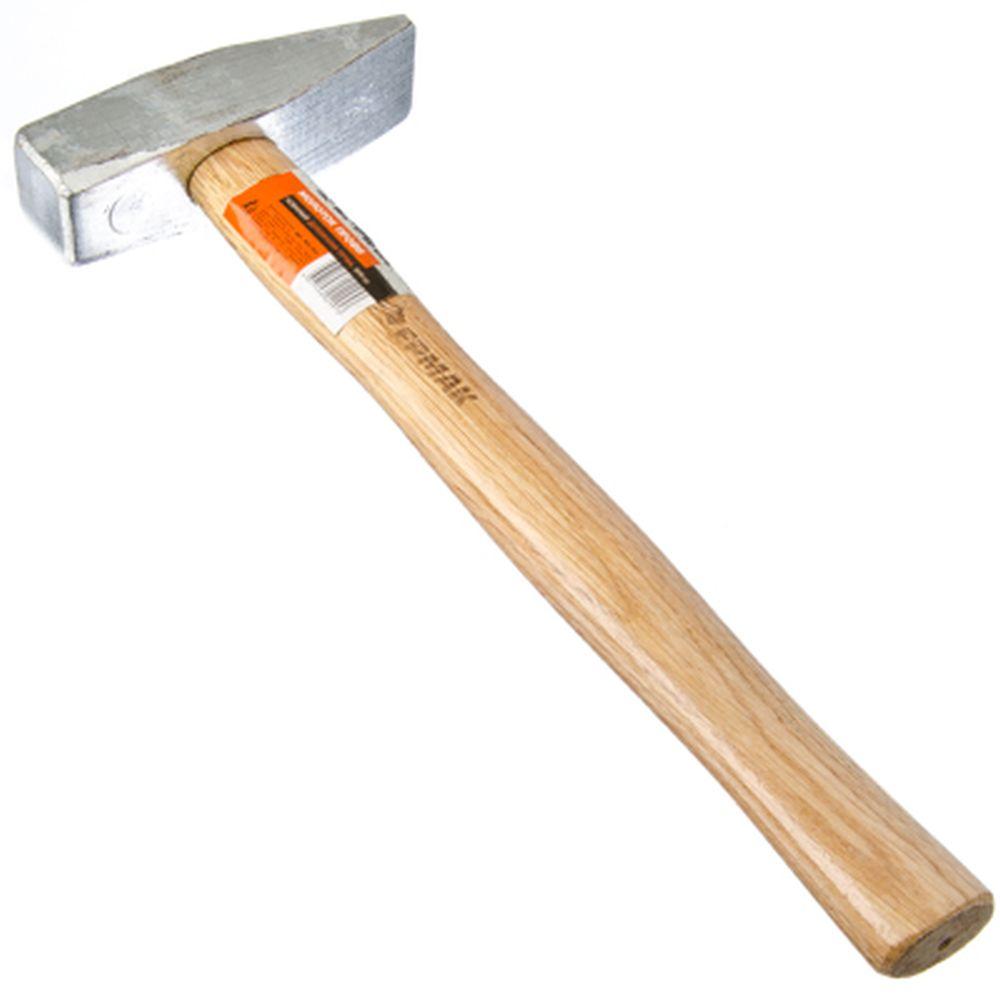 ЕРМАК Молоток кованый Профи 800гр. с деревянной ручкой