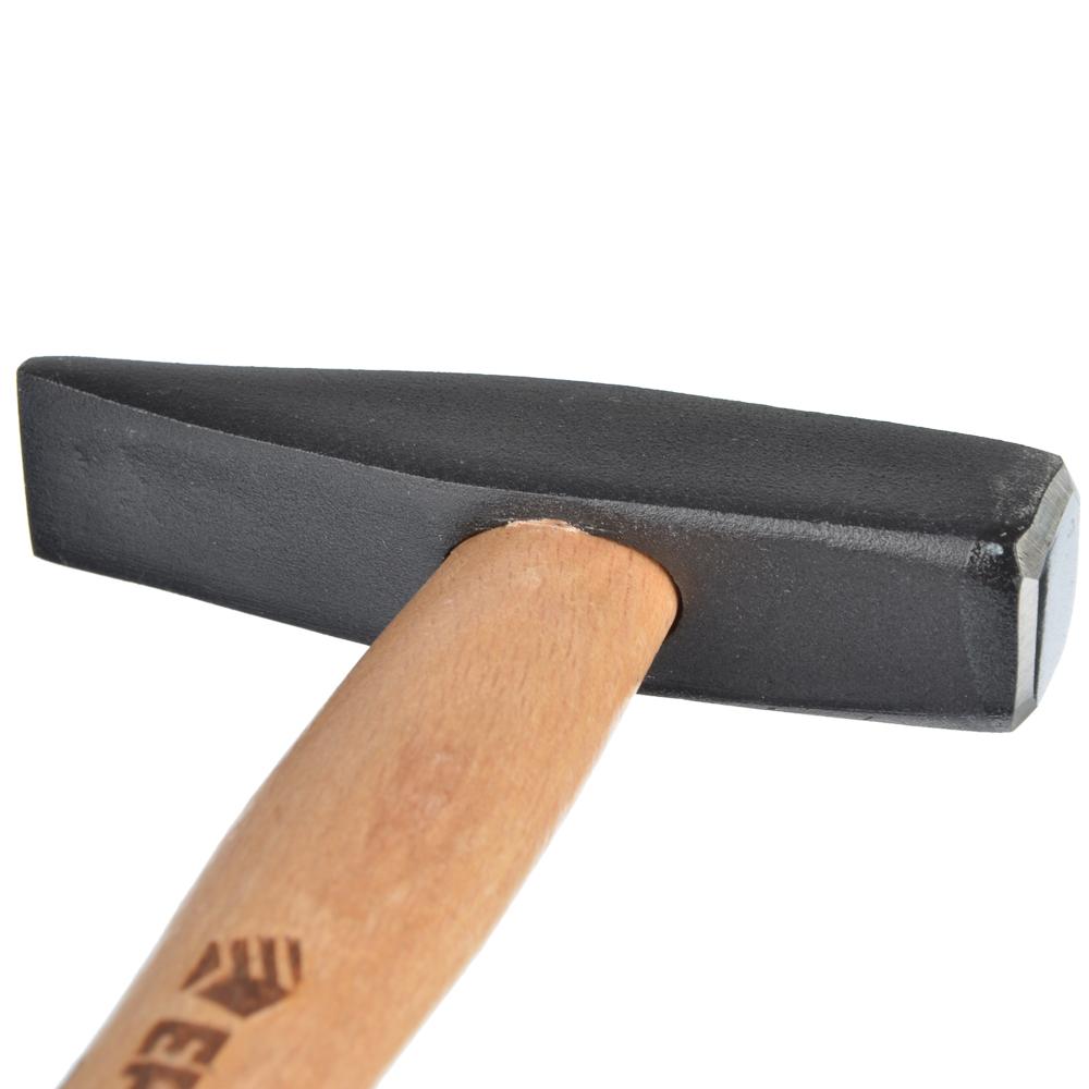 ЕРМАК Молоток кованый с деревянной ручкой 200гр.