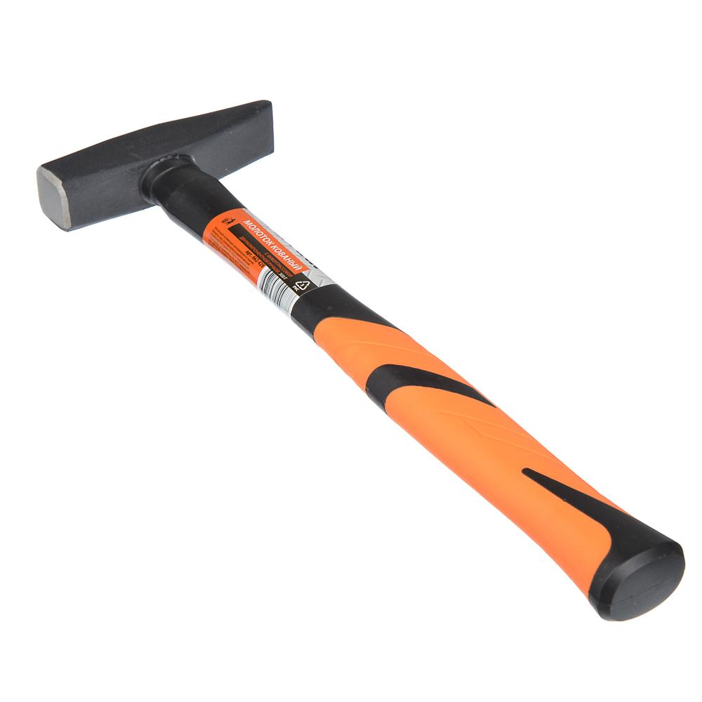ЕРМАК Молоток кованый с пластиковой ручкой 300гр.