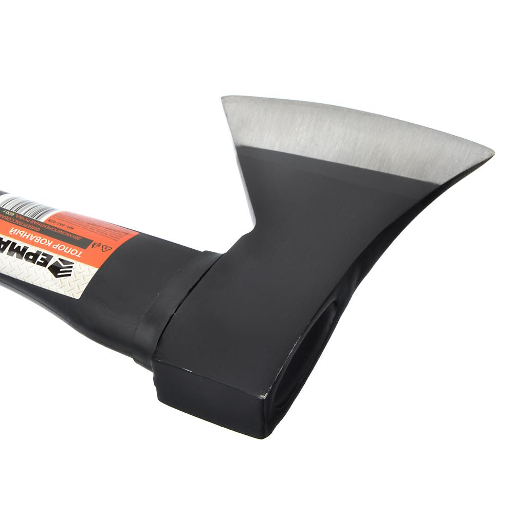 ЕРМАК Топор кованый ручка стекловолокно 600гр.