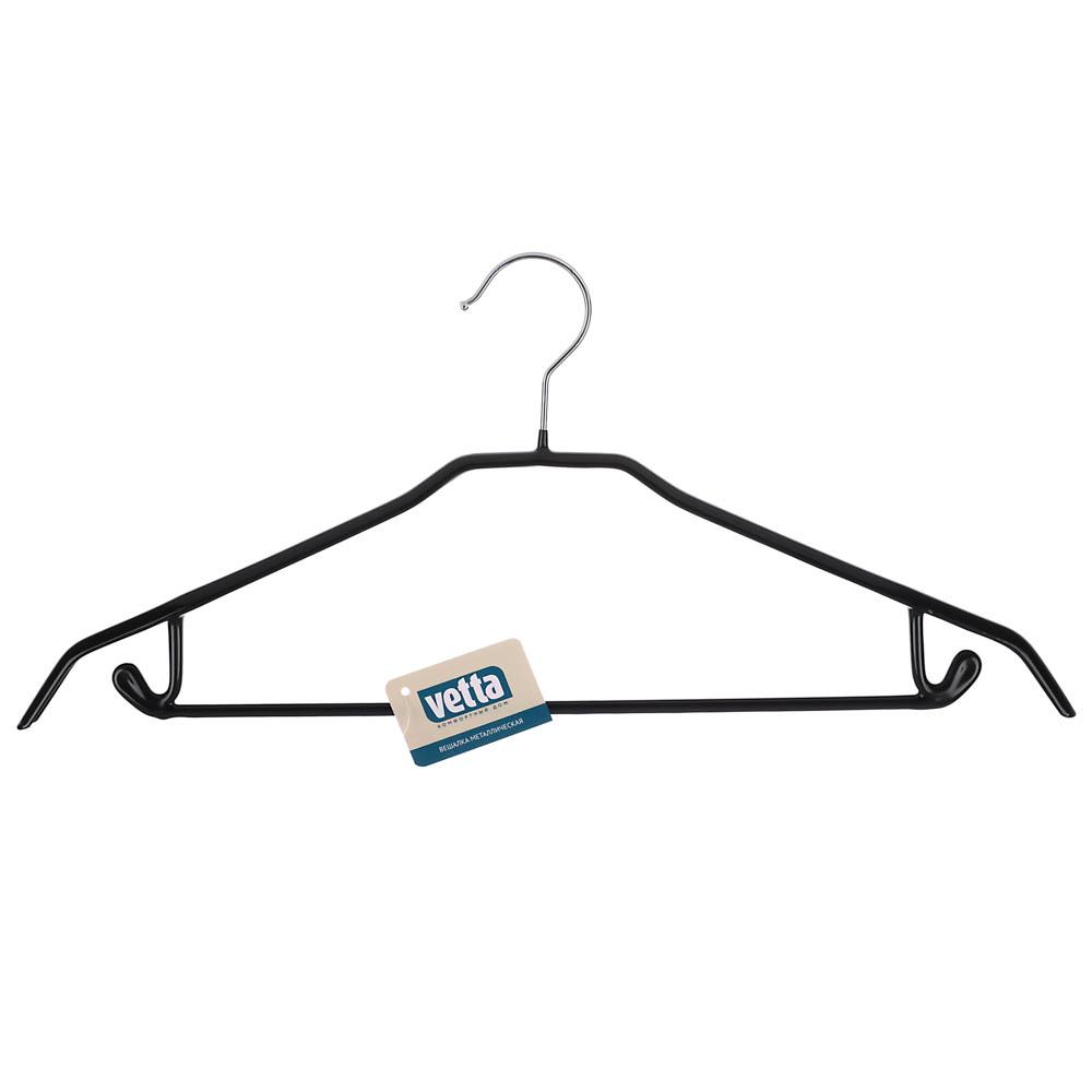 VETTA Вешалка металл с ПВХ покрытием 45см (цвет mix), TCH-202