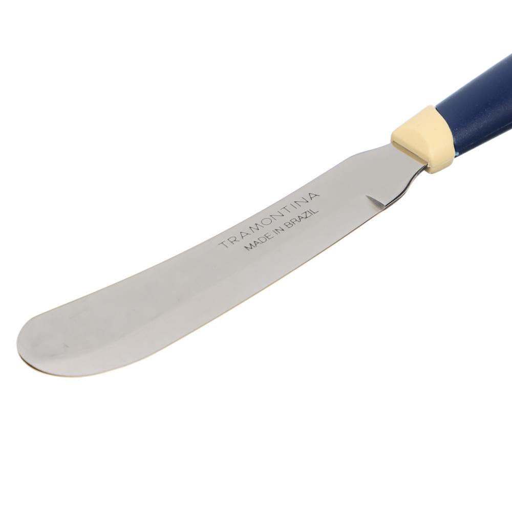 Нож для масла 8см, Tramontina Multicolor, 23521/013