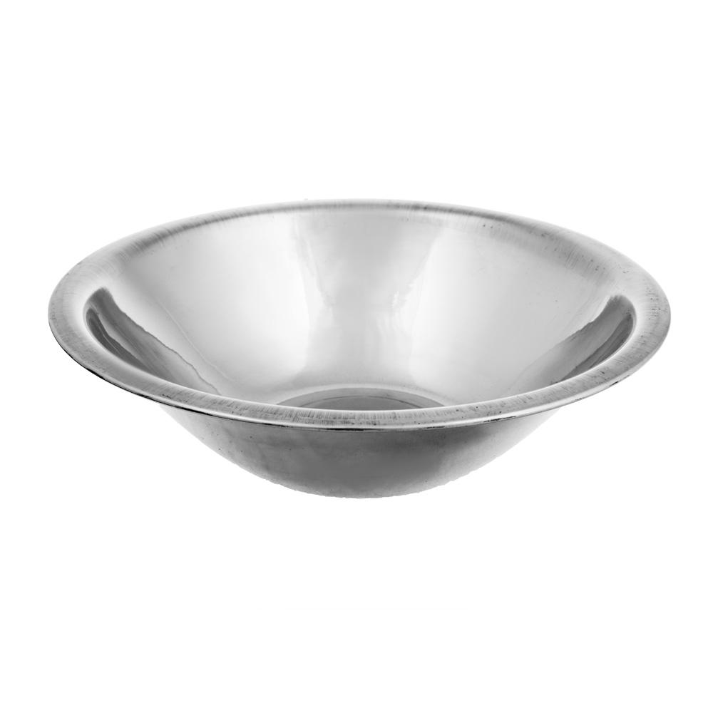 Миска для кухни 500мл, 20см, сталь, VETTA