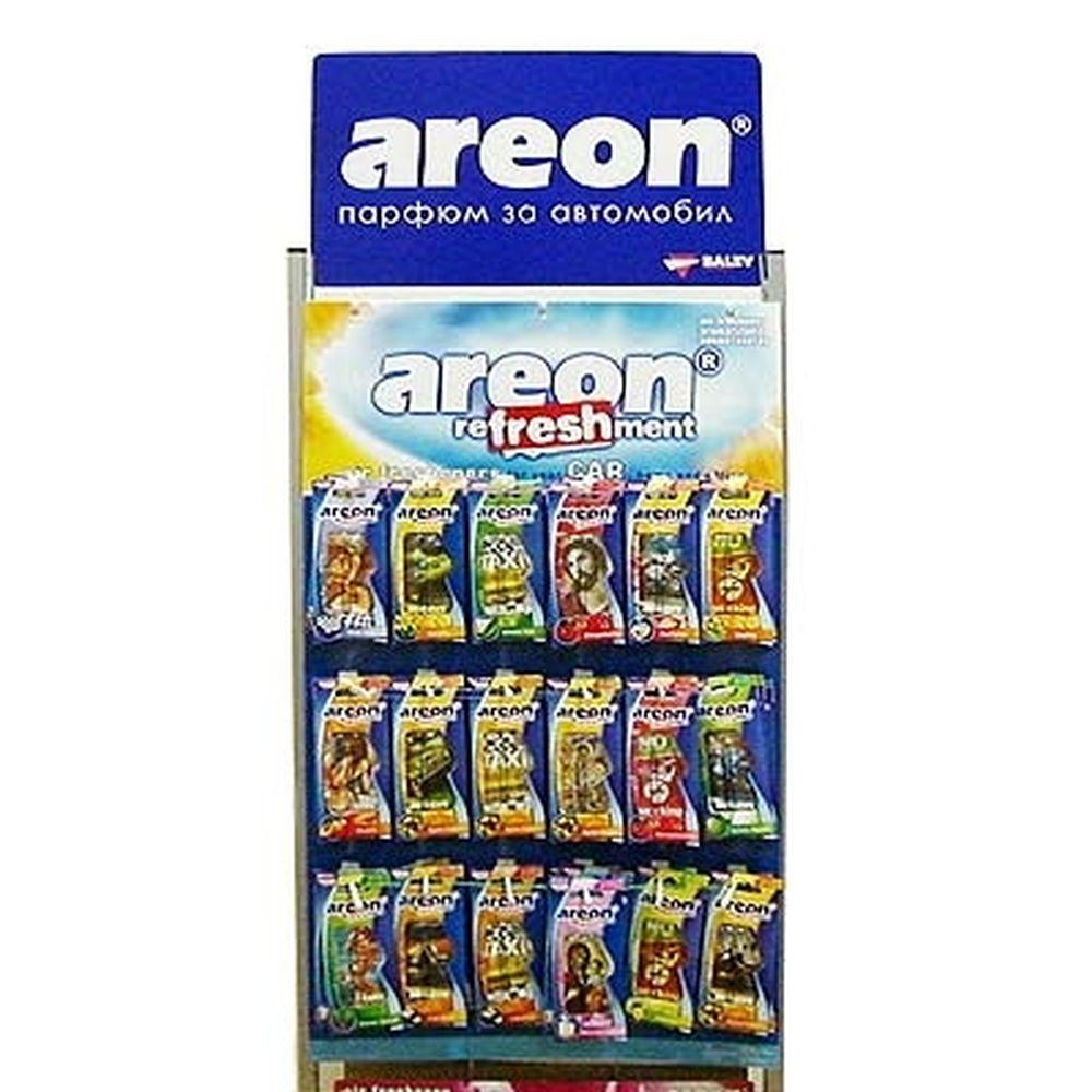 AREON Стенд картонный