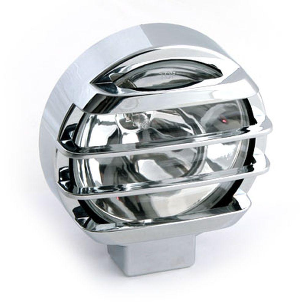 Фара противотуманная HT-2011 белая, d130 мм, цена за 1 шт.