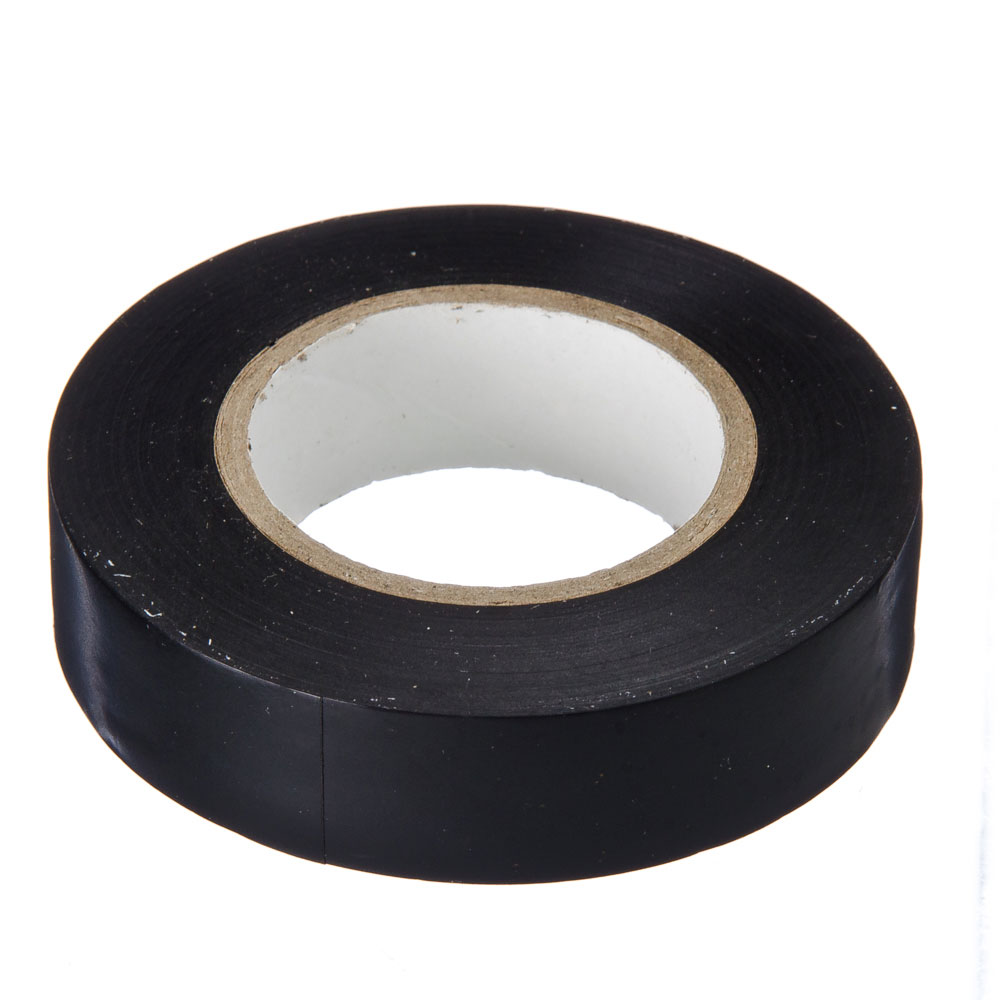 Изолента премиум класс 18мм-20м черная