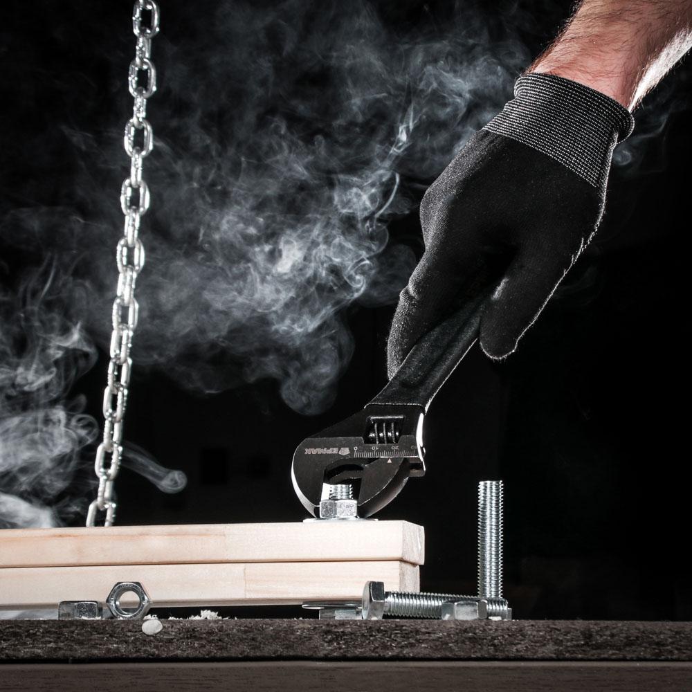 ЕРМАК Ключ разводной 250мм