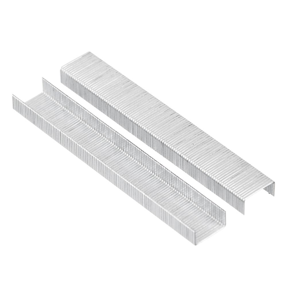 ЕРМАК Скоба закаленная 6мм (11,3х0,7мм) для мебельного степлера 1000шт.