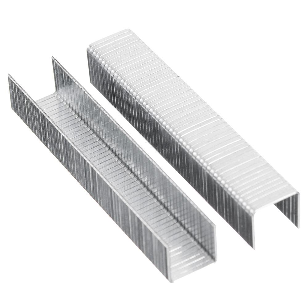 ЕРМАК Скоба закаленная 10мм (10,6х1,2мм) для мебельного степлера 1000шт.