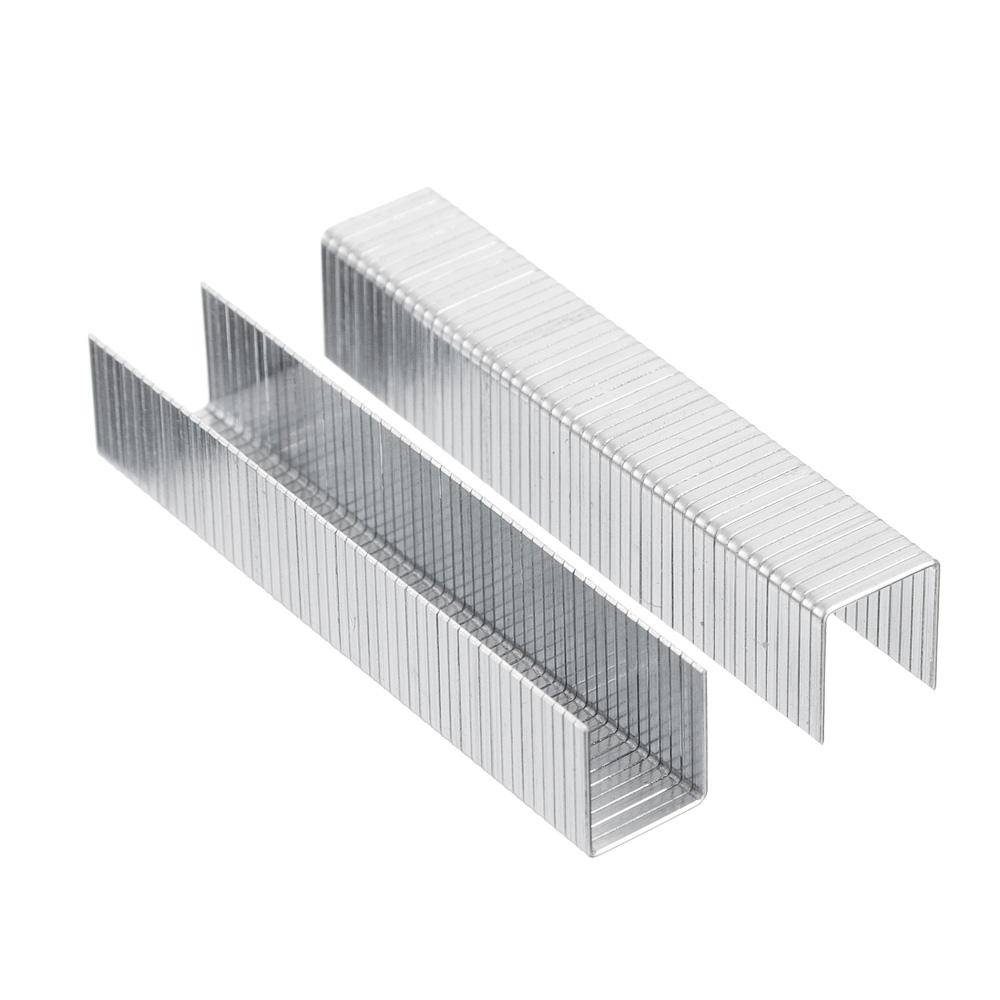 ЕРМАК Скоба закаленная 12мм (10,6х1,2мм) для мебельного степлера 1000шт.