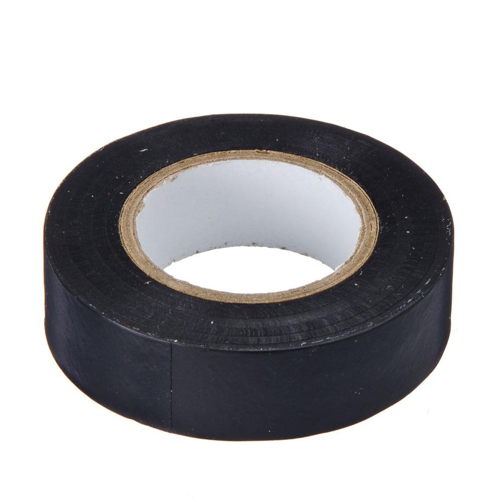 Изолента 19мм-18м черная