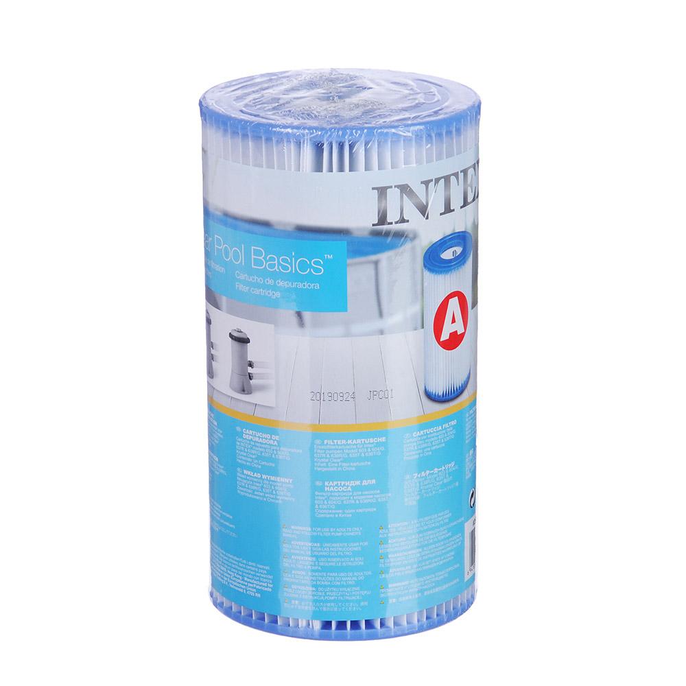 Картридж для фильтр-насосов, класс А, INTEX, 29000