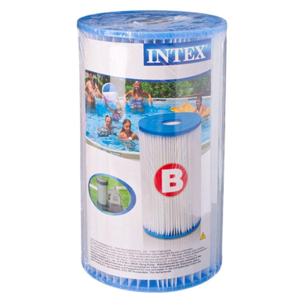 Картридж для фильтр-насосов, класс В, INTEX, 29005