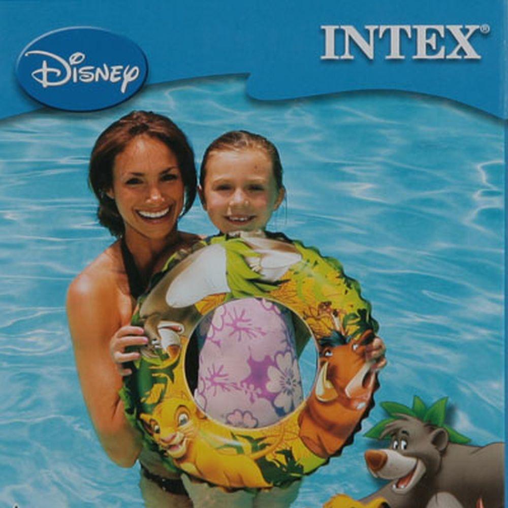 INTEX Круг Disney, для 3-6 лет 51см 58225