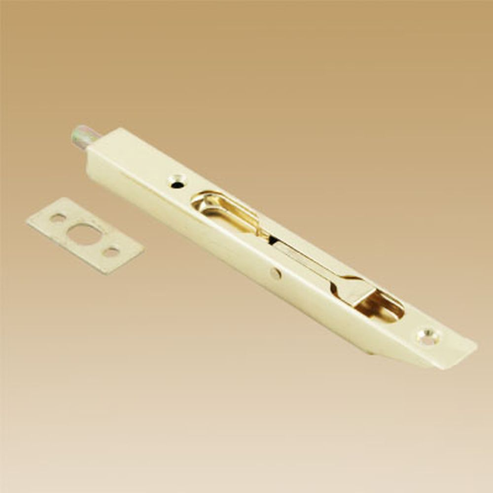 Стопор дверной BLX*160 PB, металл, золото